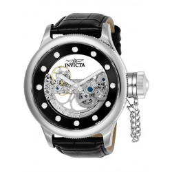 INVICTA 124593 Russian Diver Skeleton
